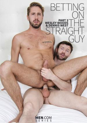 Str8toGay – Betting on the Straight Guy, Part 3 – Dennis West bangs Wesley Woods – Men.com