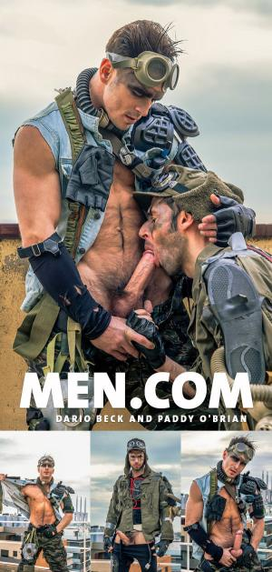 DrillMyHole – Apocalypse Part 3 – Dario Beck & Paddy O'Brian – Men.com