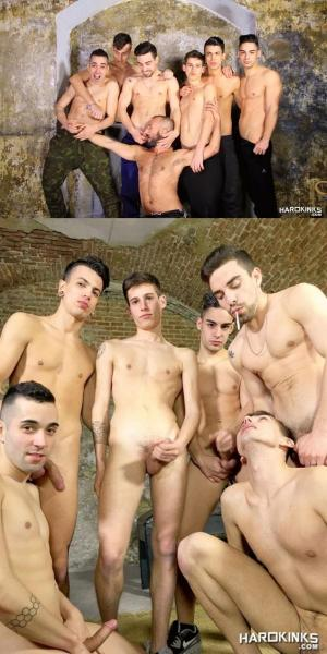 HardKinks – BULLFIGHT EDITION vol4 with Alec Loob, Dani Rivera, David Paw, Josh Milk, Rafa Marco & Valentino Ribas