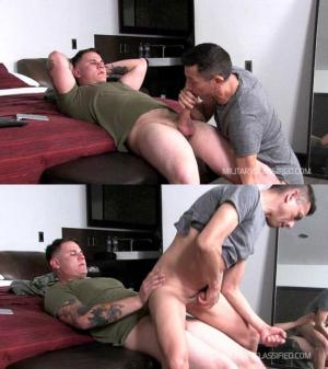 MilitaryClassified – JR 4 – Bareback