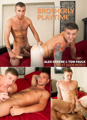 NextDoorBuddies – Brotherly Playtime – Tom Faulk & Alex Greene