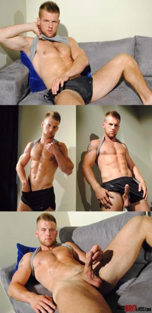 HardBritLads – David Jones – Solo