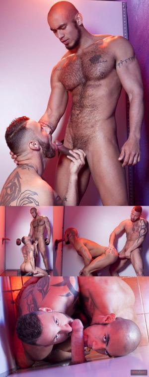 FuckerMate – Louis Ricaute & Antonio Miracle glory-boy at Boyberry – Part 2