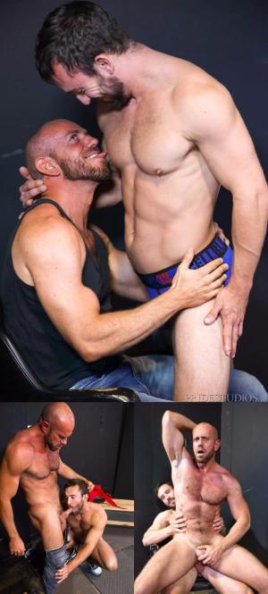 MenOver30 – Striptease Audition – Matt Stevens & Mike Gaite