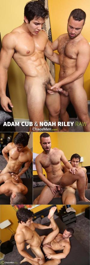 ChaosMen – Adam Cub & Noah Riley – RAW