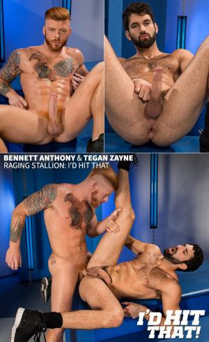 RagingStallion – I'd Hit That! – Tegan Zayne & Bennett Anthony