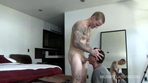 MilitaryClassified – Max – Blowjob
