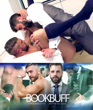 MenAtPlay – The Book Buff – Emir Boscatto & Hector de Silva