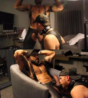 RoganRichards – Leather Pigs – Part 2