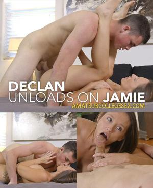 CorbinFisher – Declan Unloads On Jamie