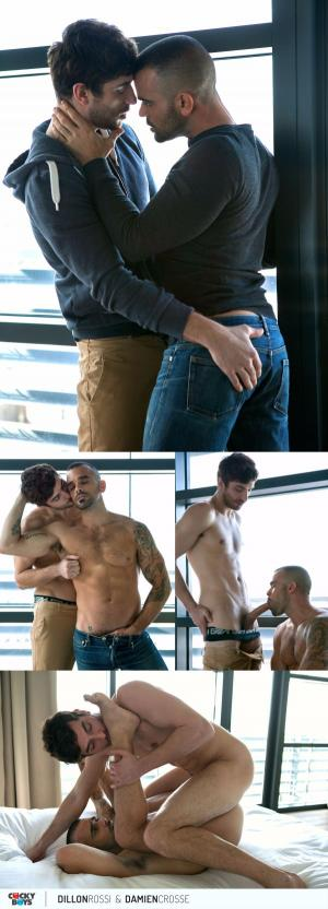 CockyBoys – Dillon Rossi & Damien Crosse