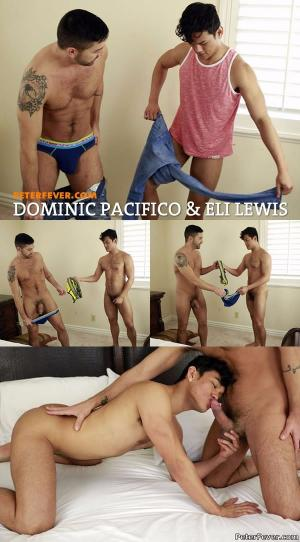 PeterFever – Sexy Scavenger Hunt – Undie Exchange – Eli Lewis & Dominic Pacifico