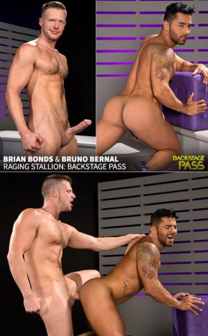 RagingStallion – Backstage Pass – Brian Bonds & Bruno Bernal