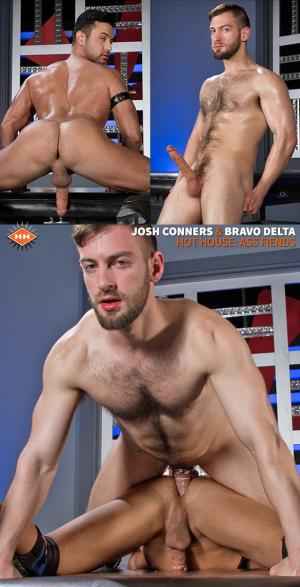 HotHouse – Ass Fiends – Josh Conners & Bravo Delta