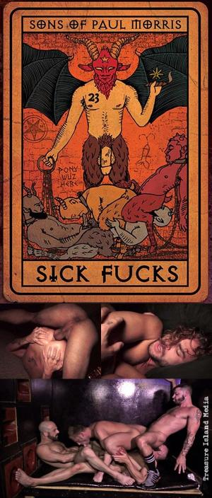 TreasureIslandMedia – Sick Fucks – Bareback