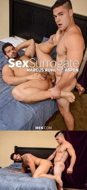 Drill My Hole – Sex Surrogate – Aspen & Marcus Ruhl – Men.com