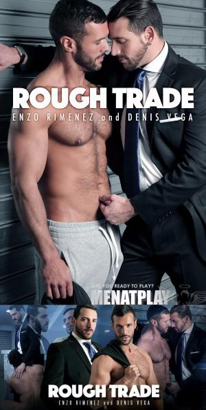MenAtPlay – Rough Trade – Enzo Rimenez Fucks Denis Vega