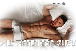 AllAmericanGuys – Sexy Mat Wolf, more footage