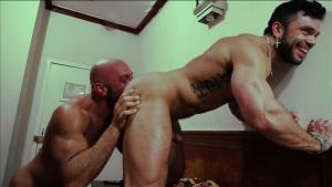 RoganRichards – Motel Muscle – part 2 – Jesse Jackman & Rogan Richards