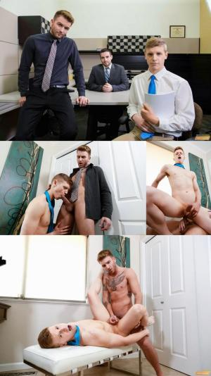 NextDoorBuddies – Hard Politics – Raging Interns – Alex Tanner & Brett Beckham