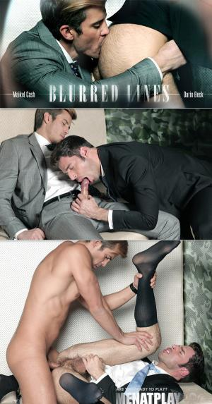 Menatplay – Blurred Lines – Maikel Cash & Dario Beck
