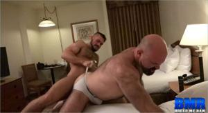 BreedMeRaw –  Luke Harrington & Aarin Asker – Bareback