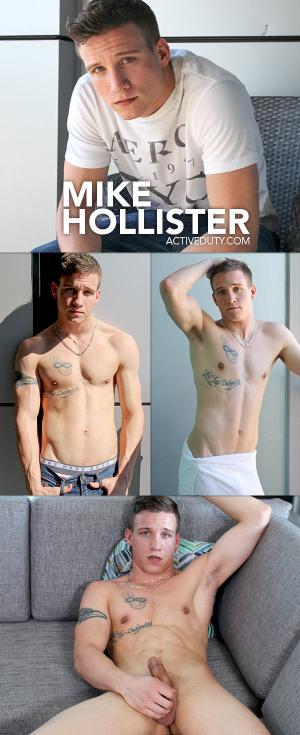 ActiveDuty – Mike Hollister