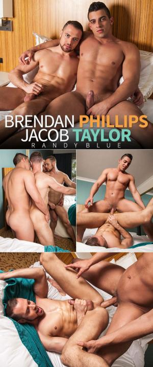RandyBlue – Jacob Taylor barebacks Brendan Philips