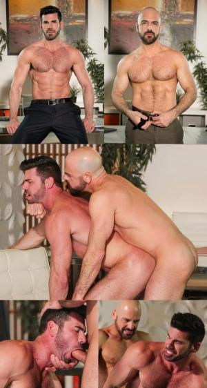 IconMale – The Devil Is In The Details – Billy Santoro & Adam Russo