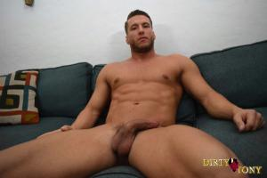 Dirtytony – Casting Couch – Alec Hudson