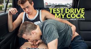 NextDoorTwink – Test Drive My Cock – Troy Ryan & Logan Cross