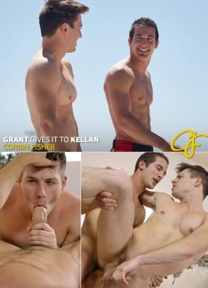 CorbinFisher – Grant Gives It To Kellan – Bareback
