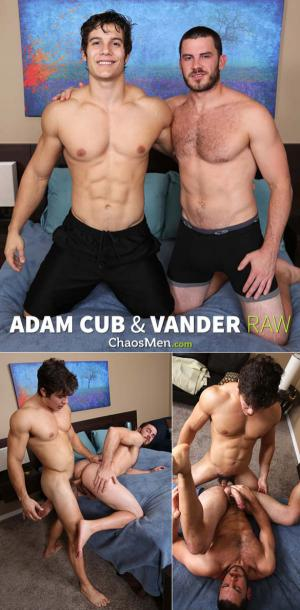 ChaosMen – Adam Cub fucks Vander raw