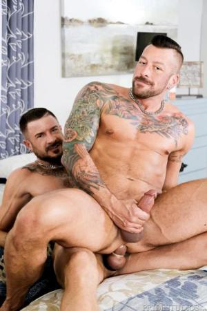 MenOver30 – Couples Fantasy – Part 1 – Hugh Hunter & Dolf Dietrich