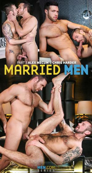 Str8toGay – Married Men, Part 3 – Alex Mecum bangs Chris Harder – Men.com