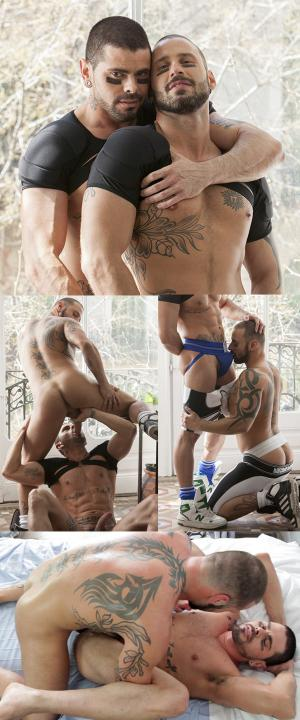 FuckerMate – The Extreme Party Barcelona – Antonio Miracle & Mario Domenech – Bareback
