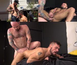 RawandRough – Trailer Park Booty – Aarin Asker & Rogue Status – Bareback