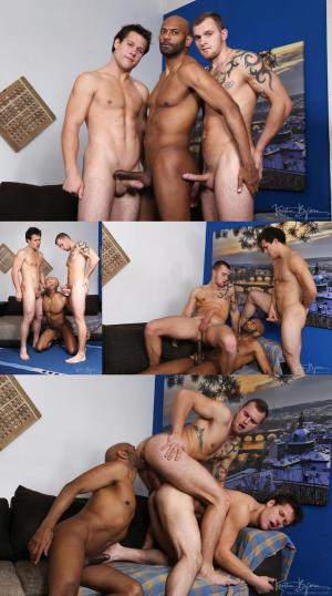 KristenBjorn – Strangers in Prague 3, sc. 3 – William Bravo, Alex Stan & Lorenc Byro – Bareback