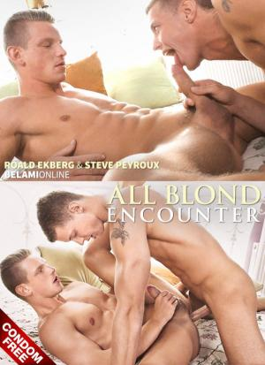 BelAmiOnline – All blond encounter – Steve Peyroux fucks Roald Ekberg – Bareback