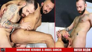 ButchDixon – Dominique Kenique & Angel Garcia