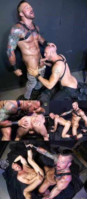 MenOver30 – Couples Fantasy Part 2 – Matt Stevens & Hugh Hunter