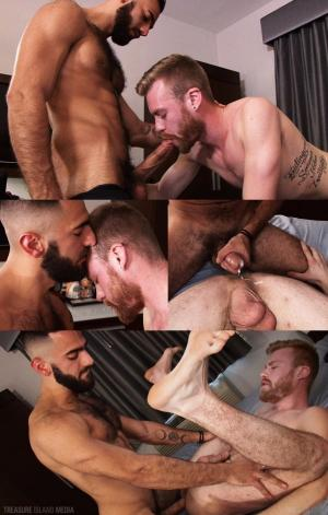 TIMFuck – Alex Camp & Hunter Williams – Bareback