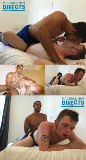 MaverickMenDirects – Tears Of Cum – Bareback