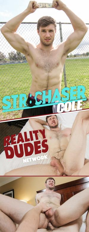 Str8Chaser – Cole – Hot Round Ass Fucked For a Fee