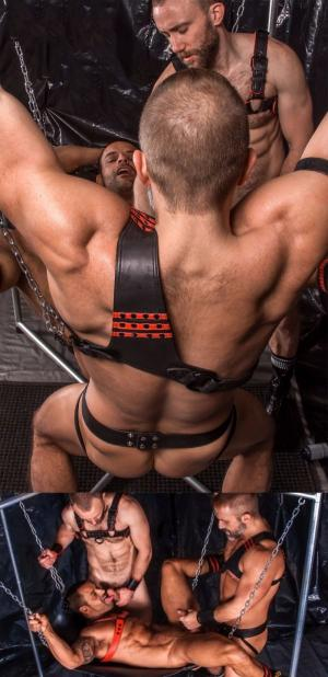 TitanMen – Rough Trade – David Benjamin, Dirk Caber & Nick Prescott