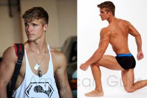 AllAmericanGuys – Alex C. beach sexy – Part 1