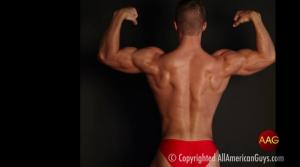 AllAmericanGuys – The magnificent Alex C studio poses