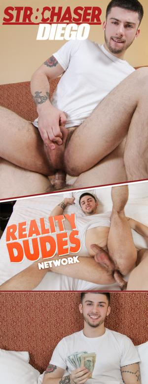 Str8Chaser – Diego – This Hot Str8 Guy Has His Price – Reality Dudes