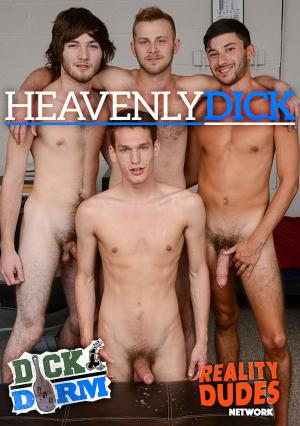 DickDorm – Heavenly Dick – Caleb Rules, Chandler Scott, Scott Demarco & Zack Grayson – Reality Dudes