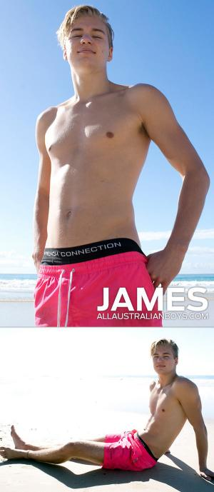AllAustralianBoys – James